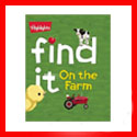 Find It! On the Farm Book