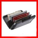 RFID Protected Aluminium Wallet