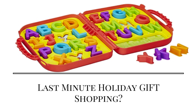 Last Minute Holiday Shopping?