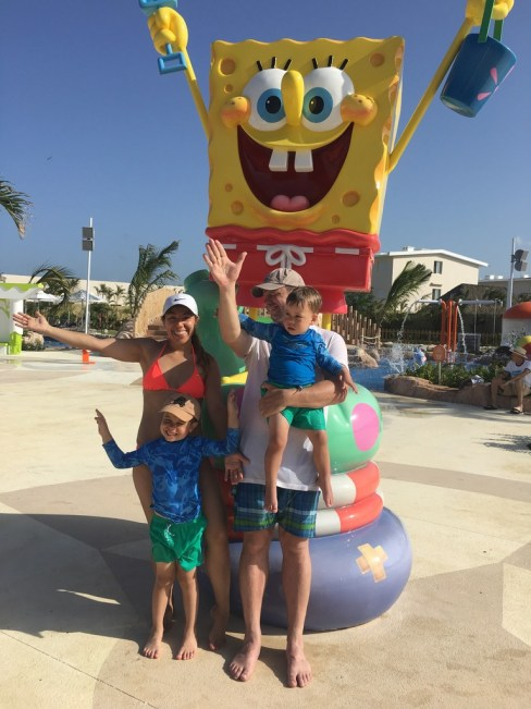 Celebrating the Opening of The New Nickelodeon Resort in Punta Cana {Review}