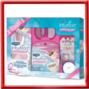 Schick® Intuition® Advanced Moisture Holiday Gift Pack