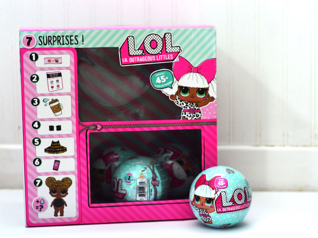 L.O.L Surprise! Collectible Dolls {Product Review}
