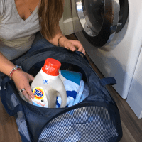 Sustainable Laundry Routine