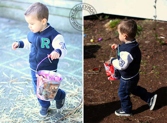How to Organize An Easter Egg Hunt