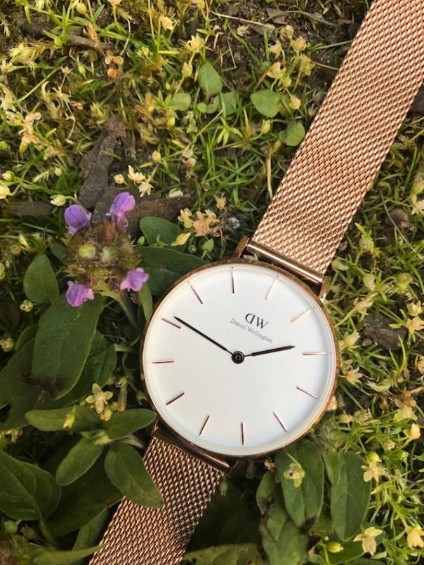 Daniel Wellington CLASSIC PETITE MELROS watch
