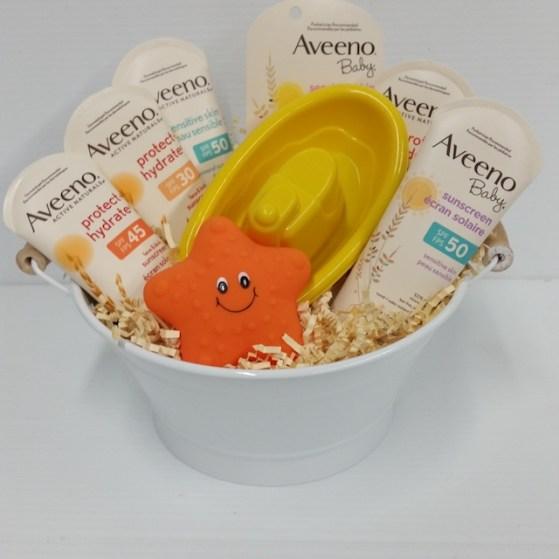 AVEENO Summer Gift Basket Flash Giveaway!