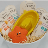 AVEENO Summer Gift Basket Flash Giveaway!