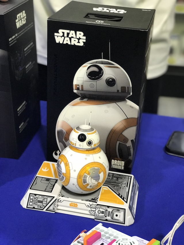 new bb-8 sphere droid