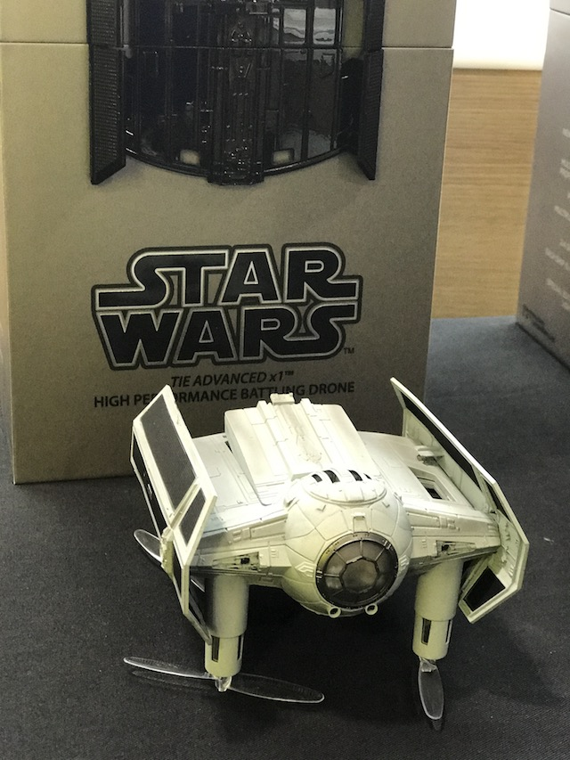 Propel RC Star Wars TIE Fighter Quadcopter