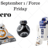 A First Look at The NEW Star Wars Toys from Force Friday