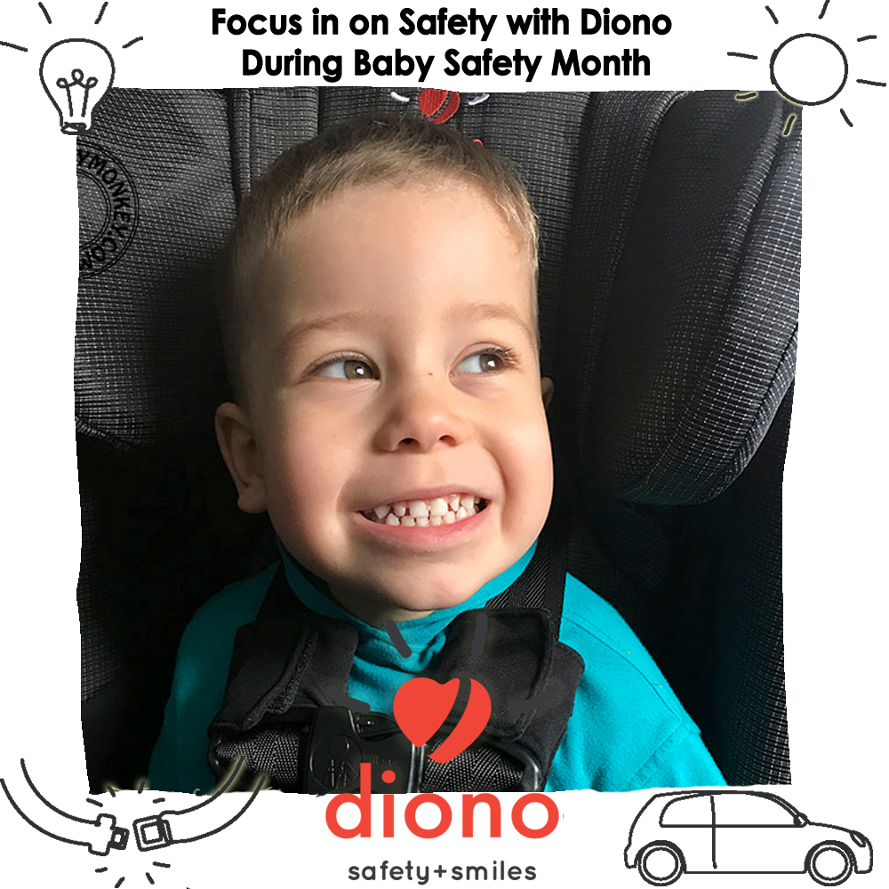 Diono Safety Week
