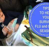 Survive the Cold and Flu Season {Giveaway}