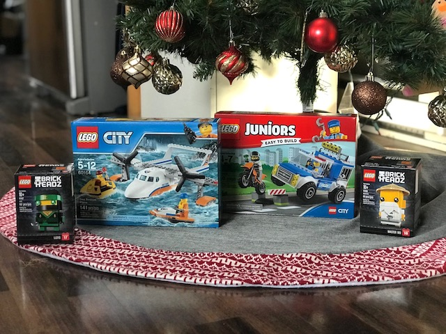Last Minute LEGO Gift Ideas for the Holidays!