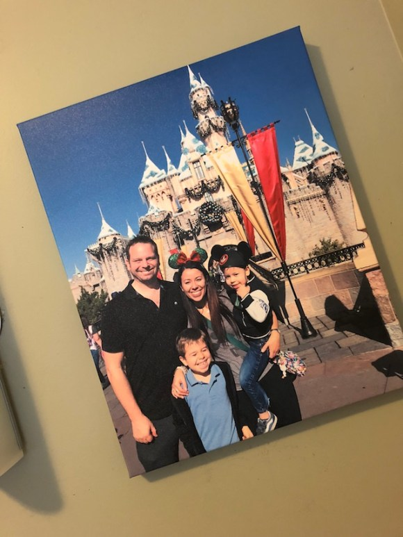 Canvas Factory Print Review + Giveaway
