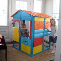 Endless Fun with Little Tikes Build-A-House {Review & Giveaway}