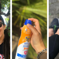 Banana Boat Simply Protect Sport Sunscreen Spray Review