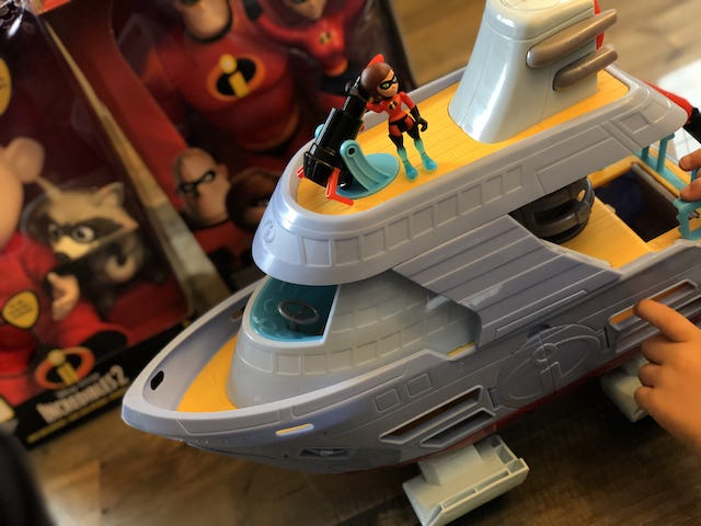 Incredibles 2 New Line Of Toys {Giveaway}