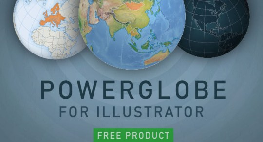 Benefits of opening an account in our store   One Stop Map PowerGlobe for Illustrator  make your customized 3D vector Globe of the  earth in just 5