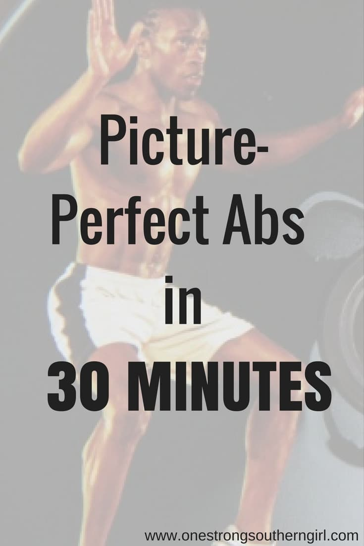 Insanity Insane Abs-Picture-Perfect Abs in 30 Minutes-One Strong Southern Girl-I'll tell you how Insanity's Insane Abs routine will chisel your mid-section into perfection.