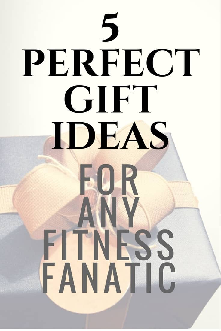 5 Perfect Gift Ideas for Any Fitness Fanatic-One Strong Southern Girl-A bunch of great gift ideas (you may not have thought about) for anyone who loves to exercise.
