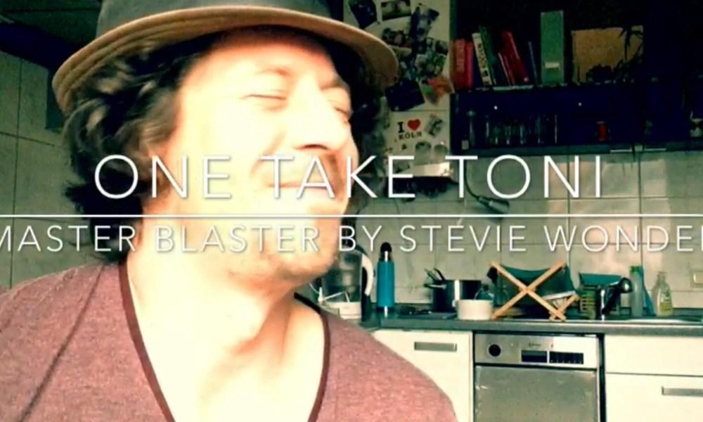 Master Blaster cover