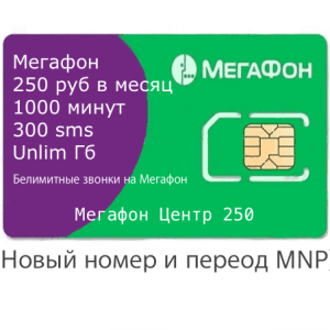 Мегафон Центр 800