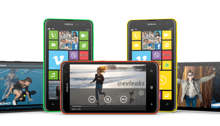Lumia 625 announced