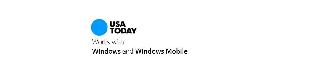 usa today publishes universal app for windows 10 mobile and windows