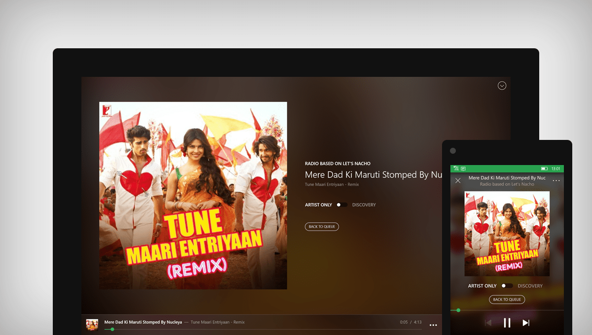 Saavn finally brings its offline streaming service to the