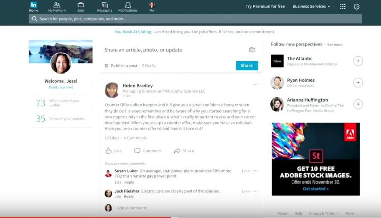 linkedin-desktop-redesign