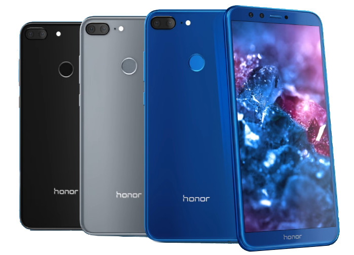 android update honor 9 lite