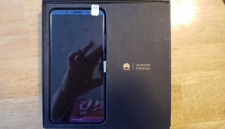 Huawei Mate 10 Pro In Box