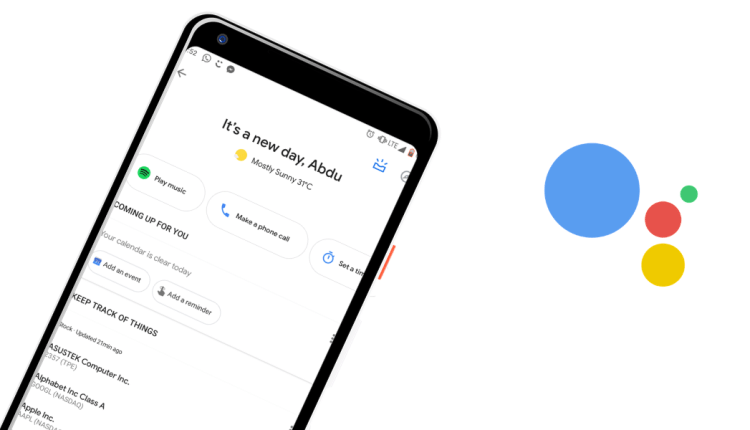 google-assistant-redesign