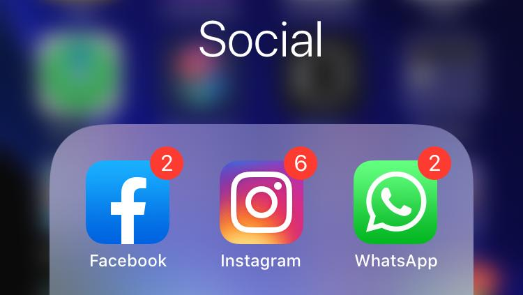 Facebook will Soon Rebrand Instagram and WhatsApp - OneTechStop