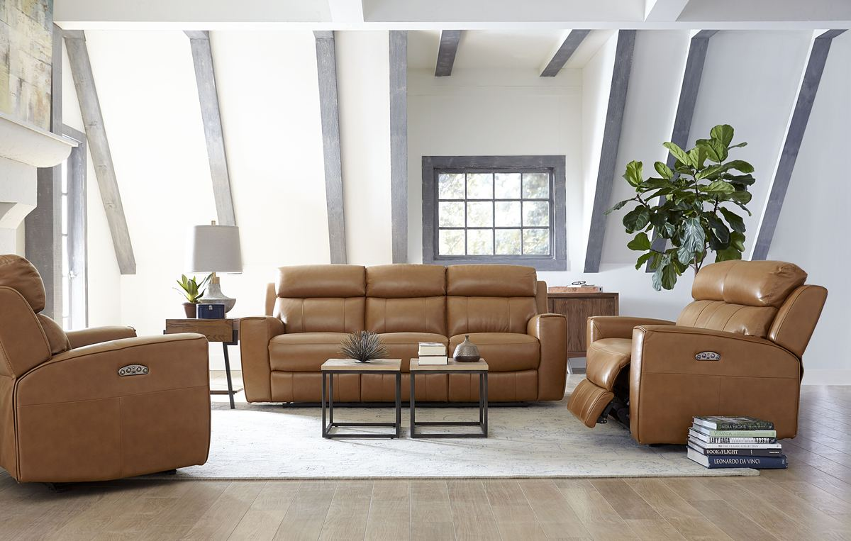 HTL 10878 Reclining Sofa And Love Seat One Ten Home