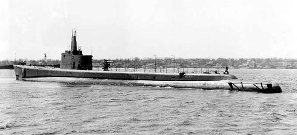 The USS Grunion. Aint Exactly Pretty.