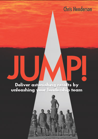 Jump! A free leadership resource from Chris Henderson of One Third More