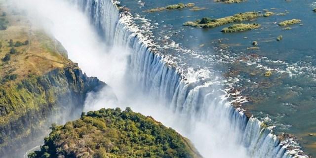 prettiest waterfalls in the world