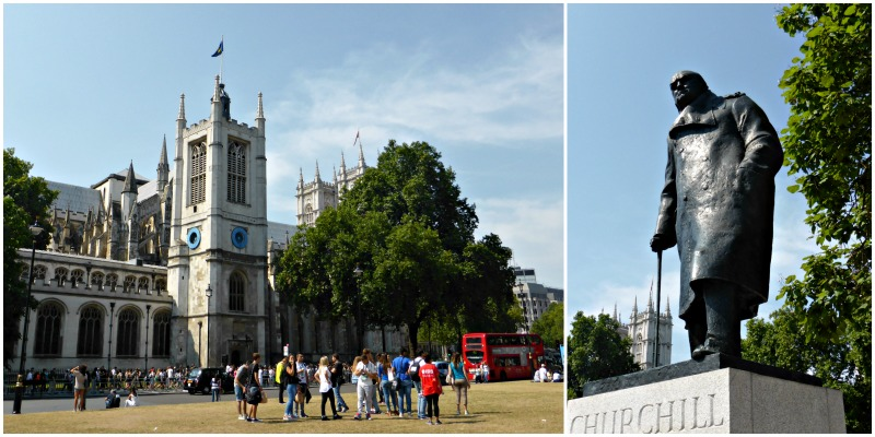 Exploring London in One Day | www.onetripatatime.com