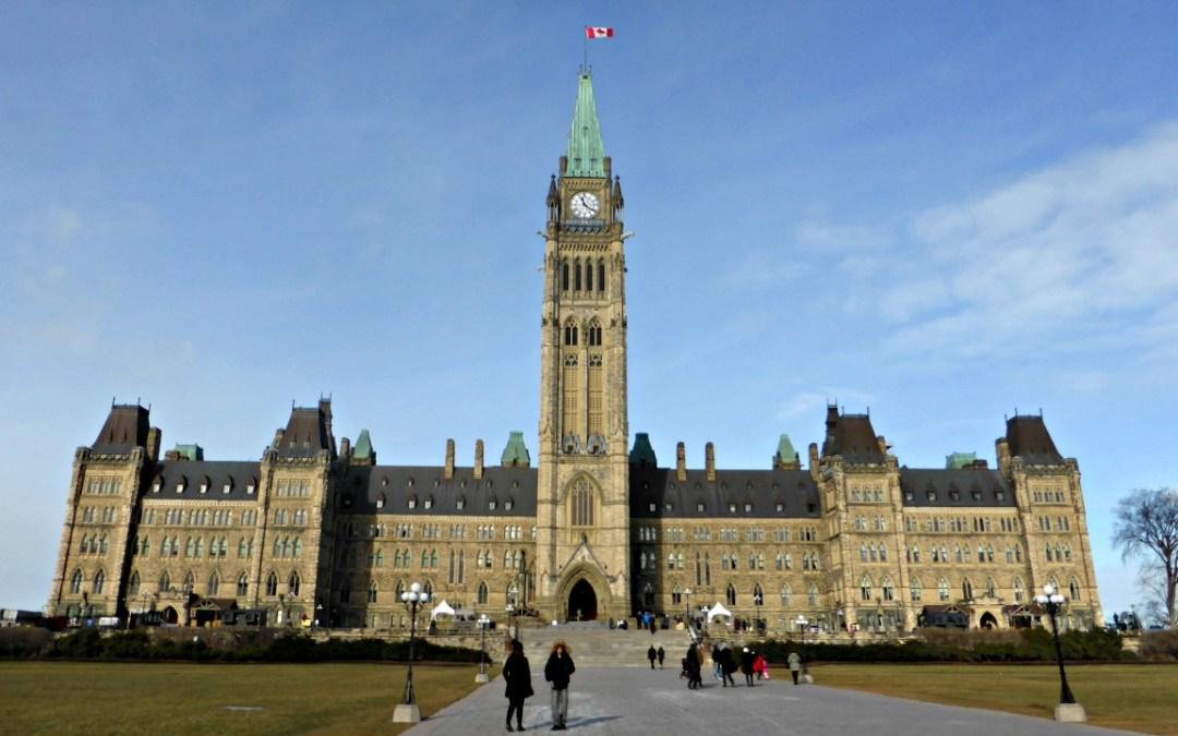 A Photo Walk Around Parliament Hill, Ottawa