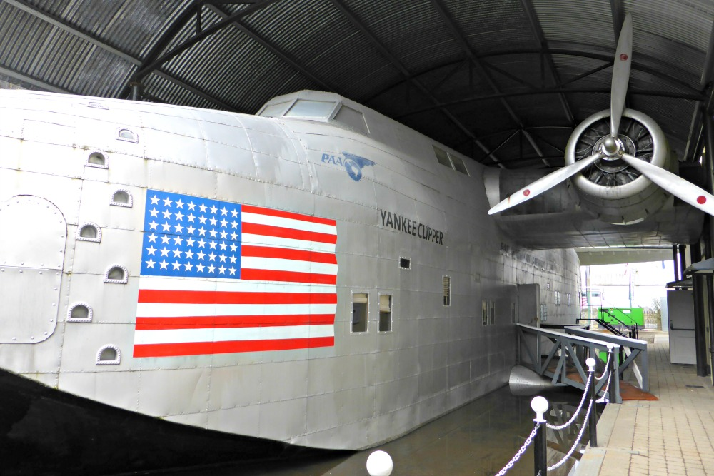 Exploring the Foynes Flying Boat & Maritime Museum in Ireland || www.onetripatatime.com