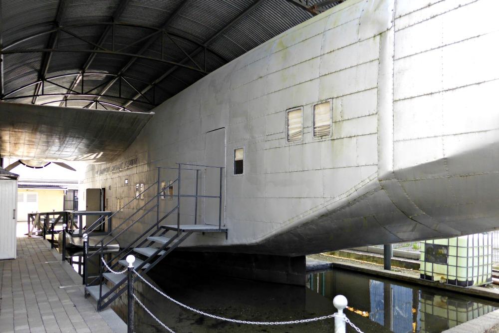 Exploring the Foynes Flying Boat & Maritime Museum in Ireland || www.onetripatatime.com