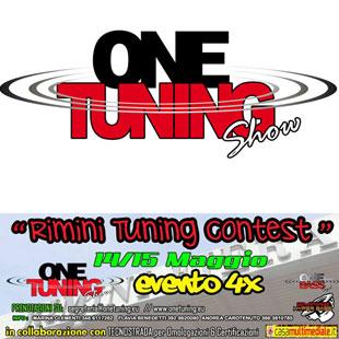 RIMINI TUNING CONTEST – 14/15 MAGGIO 2016