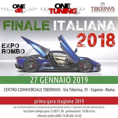 CAPENA – FINALE ITALIANA STAGIONE 2018