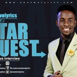 StarGuest 2.0: AN EXCLUSIVE INTERVIEW SESSION WITH GUC REVEALS THE RELEASE DATE FOR HIS FORTH COMING SINGLE (TRUTH) || @GiftChristopher @onetwolyrics #TeamGUC