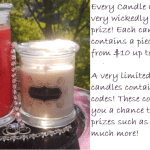 Free Blogger Opportunity – Wickedly Scented Candles