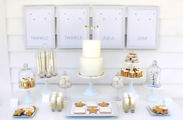 Ideas For A Baby Shower