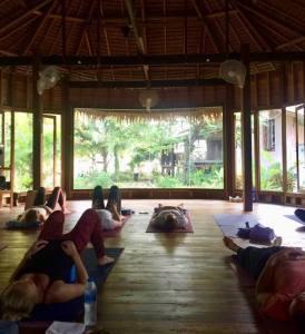 yoga, koh yao noi, island yoga