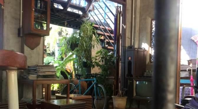 Pai Thailand cute cafe