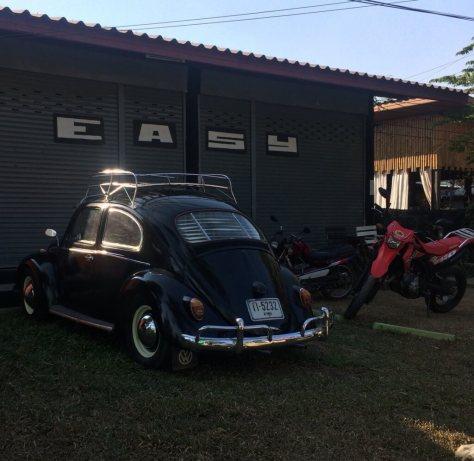 Pai Thailand car motorcycle easy purpose